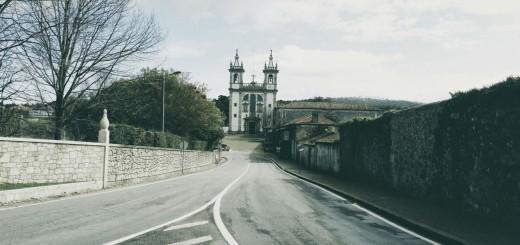 Mosteiro de São Simão de Junqueira ©