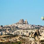 Hot air balloning @ Cappadocia