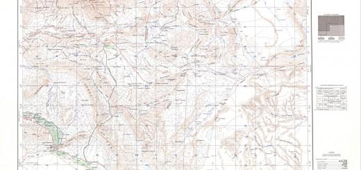 zagora mapa 1920