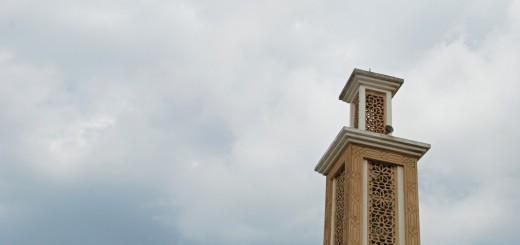 minarete 1920